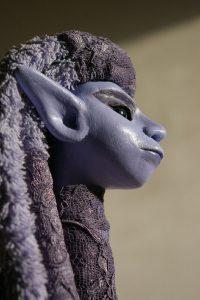 elf lilac fantasie sprookjes poppen wezens figuren verbeelding droom magie kunst fantasy art dolls creatures fairy tale magical imagination dream ooak